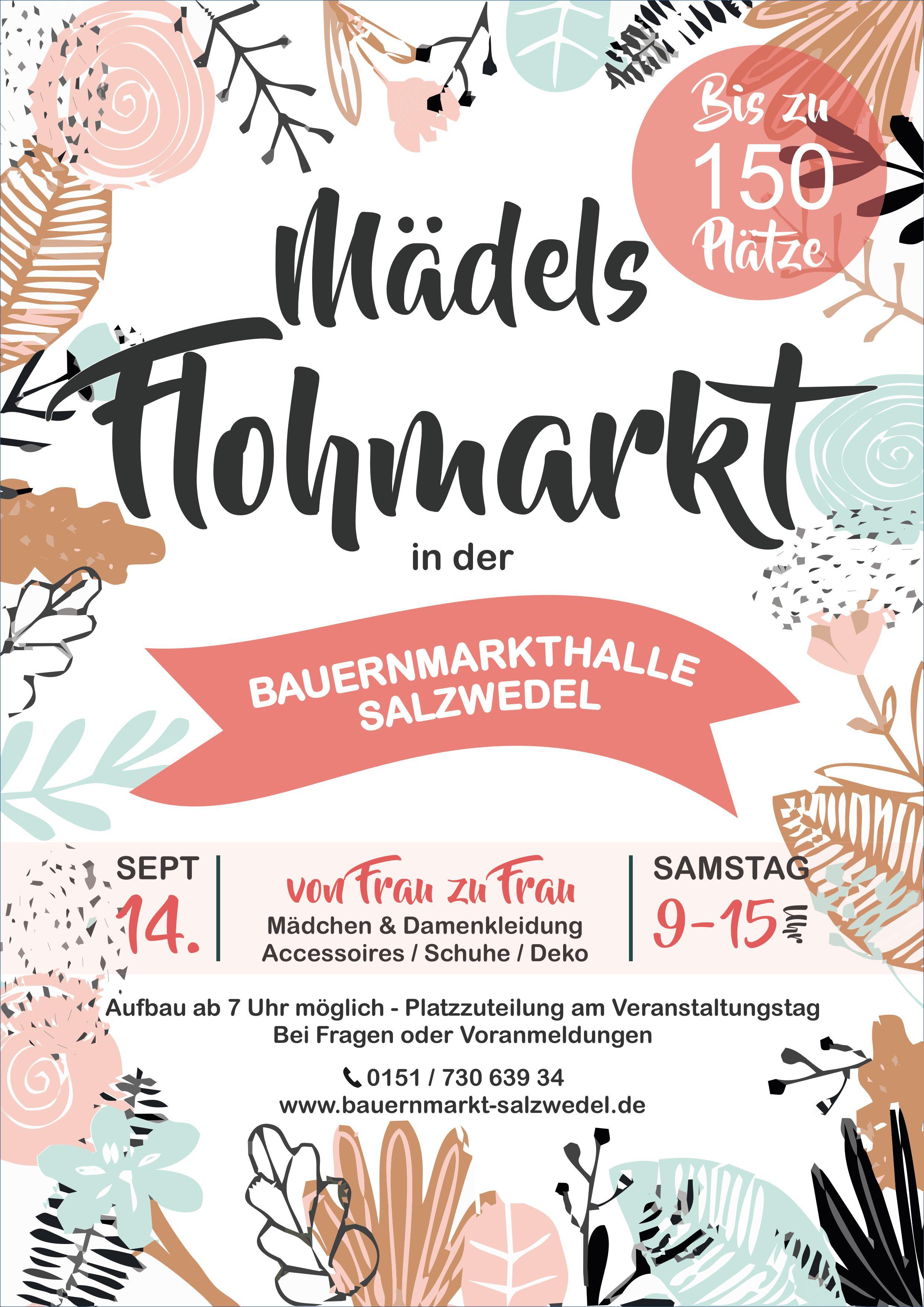 Mädchenflohmarkt 2019